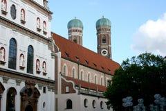 Church munich Stock Photography