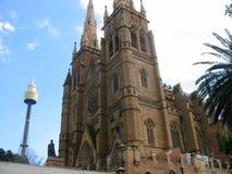 Church n tower Stock Photo