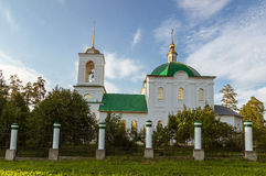 The Church in the name of Grand Prince Vladimir, the city of Asbest, Urals, Russia Stock Photography