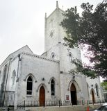 Church at Nassau, Bahamas Royalty Free Stock Photography