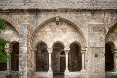 Church in Bethlehem. Church of Nativity in Bethlehem Royalty Free Stock Image