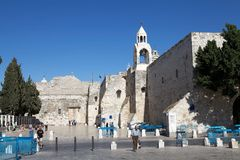 The church of the Nativity Royalty Free Stock Photography