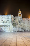 Church of Nativity, Bethlehem Stock Image