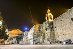 Church of Nativity, Bethlehem, Palestinian Autonomy, Stock Photography