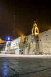 Church of Nativity, Bethlehem, Palestinian Autonomy, Royalty Free Stock Photo