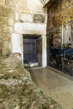 Church of Nativity, Bethlehem, Palestinian Autonomy, Middle East Stock Photo