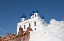 Church of the Nativity of the Blessed Virgin Mary Royalty Free Stock Image