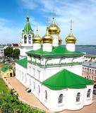 Church Nativity John Precursor. Nizhny Novgorod Russia Stock Photography