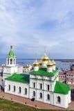 Church Nativity John Precursor Nizhny Novgorod Russia.  Stock Photography