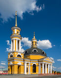 Church of the Nativity. Kiev Stock Image