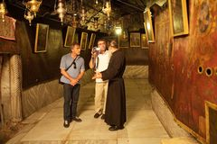 The church of the Nativity Royalty Free Stock Images