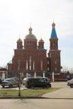 Church of the Nativity. Russia. Stock Photo