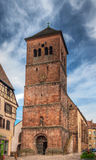 Church of the Nativity, Saverne, France Royalty Free Stock Photography