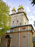 Church of the Nativity of St. John the Baptist in the Trinity-Sergius Lavra. royalty free stock photos
