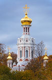 Church of the Nativity in St.Petersburg, Russia Stock Photo