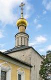 The Church of the Nativity of the Theotokos in Gorodnya, Russia Royalty Free Stock Photos