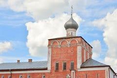 Church of the Nativity in Vologda Kremlin. Stock Photos
