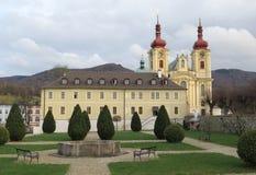 Church of Navstiveni Panny Marie in Hejnice near Liberec Royalty Free Stock Photography