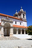 Church of Nazare Stock Photography