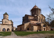 The church near Tbilisi in Georgia Stock Images