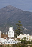 Church of Nerja Royalty Free Stock Photo