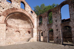 Church in Nessebar Stock Images