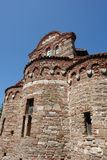 The church in Nessebar.Bulgaria. Royalty Free Stock Photography