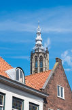 Church in the netherlands Royalty Free Stock Images