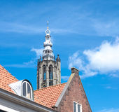 Church in the netherlands Stock Images
