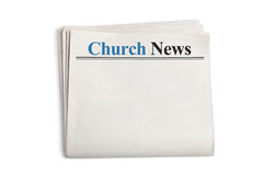 Church News Stock Images