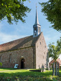 Church in Niehove Royalty Free Stock Photos