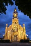 Church at night Royalty Free Stock Photography