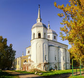 The Church of Nikita the Martyr Stock Images