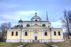The Church of Nikita the Martyr. Veliky Novgorod, Russia Royalty Free Stock Photos