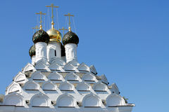 Church of Nikola Posadsky Stock Photography