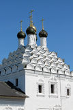 Church of Nikola Posadsky Royalty Free Stock Image