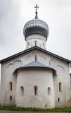 Church of Nikola the White, Veliky Novgorod Royalty Free Stock Images