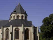 Church in Norden Royalty Free Stock Photos