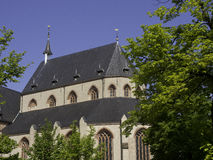 Church in Norden Royalty Free Stock Images