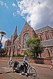 Church in North Brabant Royalty Free Stock Photos