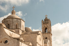 Church in North Cyprus Royalty Free Stock Images