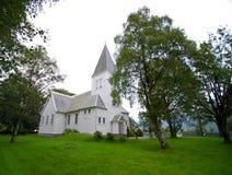 church norwegian 免版税库存照片