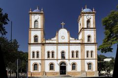 Church of Nossa Senhora da Graça Royalty Free Stock Photography