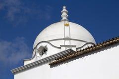 Church of Nossa Senhora da Soledade, Olhao, Algarve, Portugal Royalty Free Stock Images
