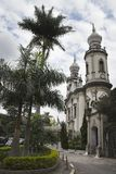 Church Nossa Senhora do Brasil Royalty Free Stock Photography