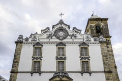 Church of Nossa Senhora do Rosário in Olhao. Algarve, Portugal. Royalty Free Stock Photos
