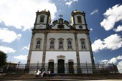 Church nosso senhor do bonfim Stock Photo