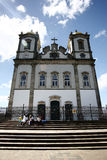 Church nosso senhor do bonfim Stock Images