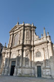 Church of Notre Dame at Bourdeaux, France Royalty Free Stock Photography