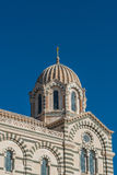 Church of Notre Dame de la Garde, Marseille, France Royalty Free Stock Photography
